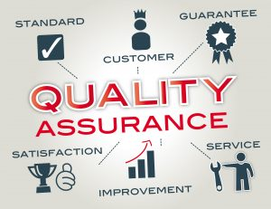 Quality Assurance is an important part of our process